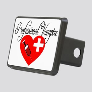 Phlebotomist - Professiona Rectangular Hitch Cover
