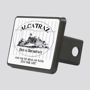 ALCATRAZ BB Rectangular Hitch Cover