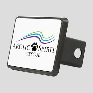 Arctic Spirit Rescue Rectangular Hitch Cover