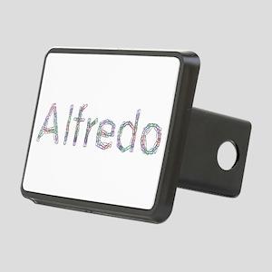 Alfredo Paper Clips Rectangular Hitch Cover