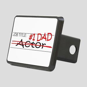 Job Dad Actor Rectangular Hitch Cover
