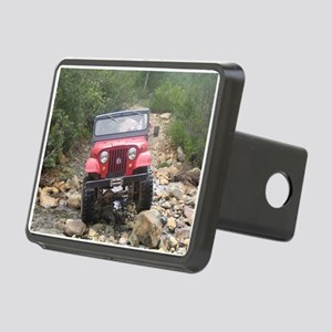 Jeep Rectangular Hitch Cover