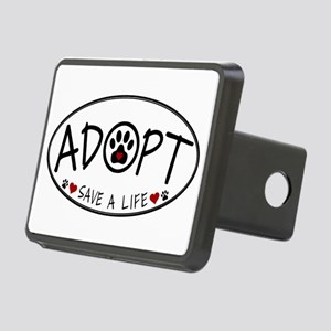 Universal Animal Rights Rectangular Hitch Cover