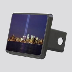 911 Tribute of Lights Rectangular Hitch Cover