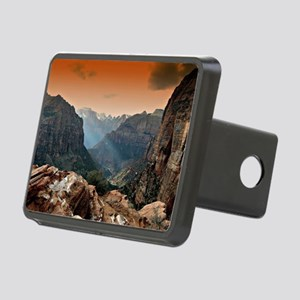 Zion Park, Utah Rectangular Hitch Cover