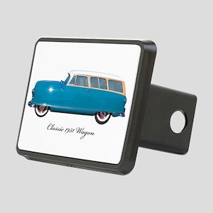 1951 Nash Wagon Rectangular Hitch Cover