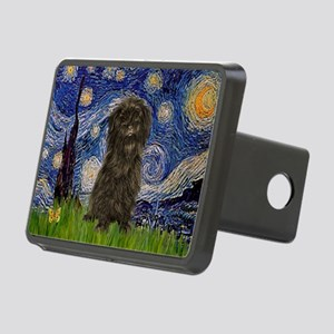 .5.x7.5-Starry-Affen3 Rectangular Hitch Cover