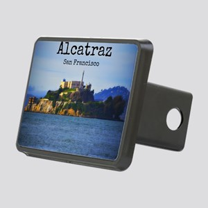 Alcatraz Island San Francisco Hitch Cover