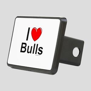 Bulls Rectangular Hitch Cover