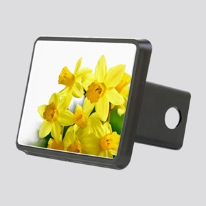Daffodils Style Hitch Cover