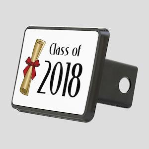 Class of 2018 Diploma Rectangular Hitch Cover