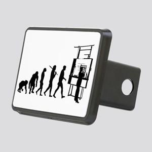 Architect Engineer Rectangular Hitch Cover