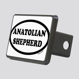 Anatolian Oval Rectangular Hitch Cover