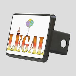 legal01 Rectangular Hitch Cover