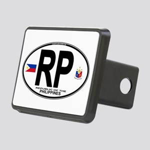 rp-oval Rectangular Hitch Cover