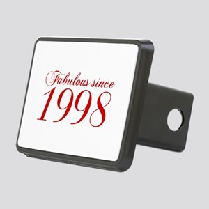 Fabulous since 1998-Cho Bod red2 300 Hitch Cover