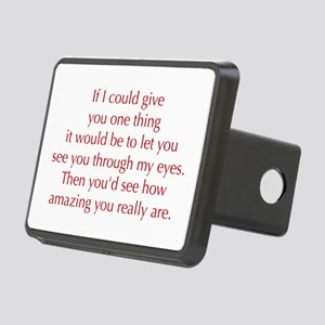 if-I-could-give-you-one-thing-opt-red Hitch Cover