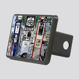 route_66 Rectangular Hitch Cover