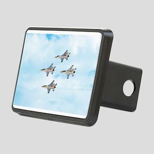 Thunderbirds in Flight Rectangular Hitch Cover
