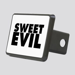 Sweet Evil Rectangular Hitch Cover