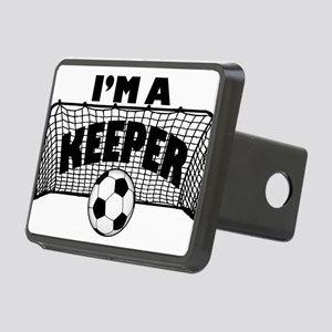 Im a Keeper soccer copy Hitch Cover