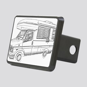 2-Talisman1_Charcoal_Trans Rectangular Hitch Cover