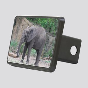 Young Elephant Rectangular Hitch Cover