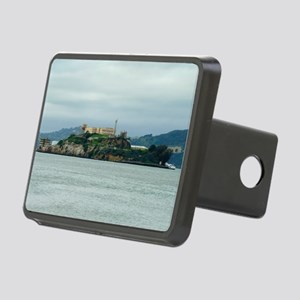 Alcatraz Island san franci Rectangular Hitch Cover