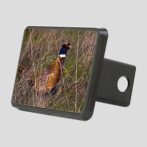 (6) Pheasant  407 Rectangular Hitch Cover