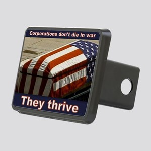 They Thrive Rectangular Hitch Cover