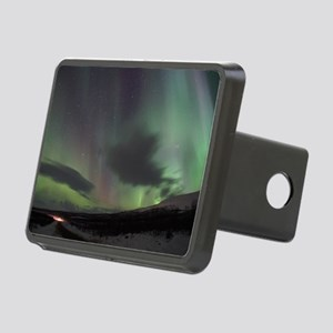 Northern Lights Rectangular Hitch Cover