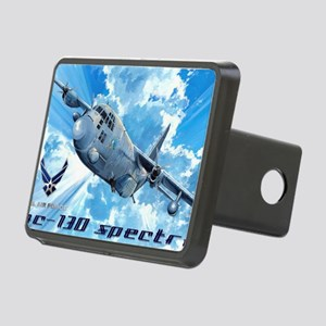 Air Force AC-130 Spectre Rectangular Hitch Cover