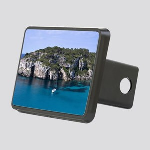 Formentera Rectangular Hitch Cover