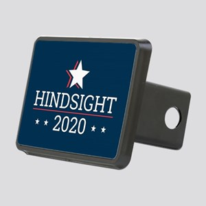 Hindsight 2020 Election Ca Rectangular Hitch Cover