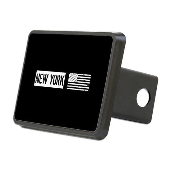 Black & White U.S. Flag: New York