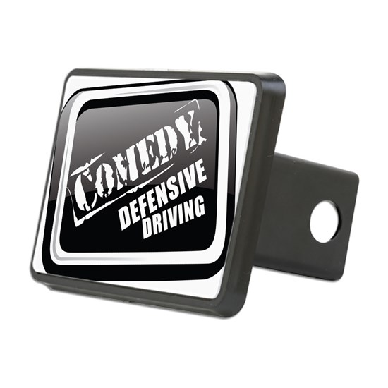Comedy Defensive Driving Logo