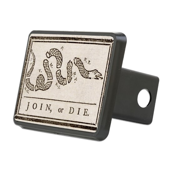 Join or Die - American Revolution - B Franklin