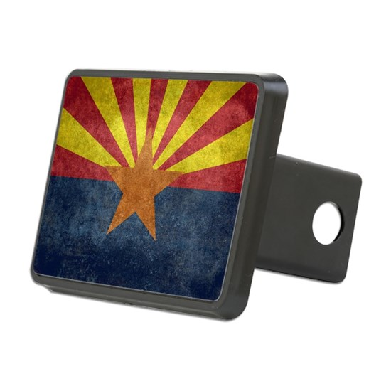 Arizona the 48th State - vintage retro version