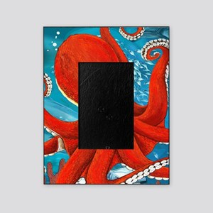 Octopus Painting Picture Frame