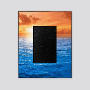Ocean Sunset Picture Frame