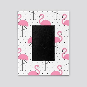 Cute Flamingo Picture Frame