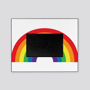 Gay Rainbow Picture Frame