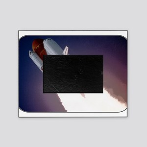 Space - Shuttle - NASA Picture Frame