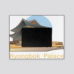 Kyongbok Palace1Bk Picture Frame