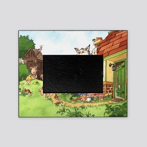 three-little-pigs Picture Frame