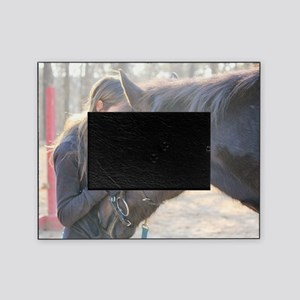 A Horse Is The Cure Picture Frame