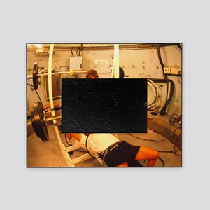 Hyperbaric training research Picture Frame