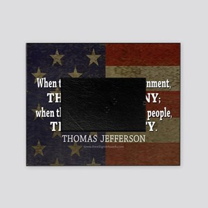 Jefferson Quote Liberty Picture Frame