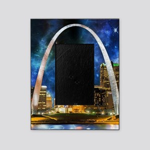 Spacey St. Louis Skyline Picture Frame