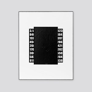 Pi number Picture Frame